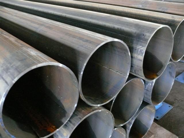 Трубы стальные электросварные прямошовные - фото