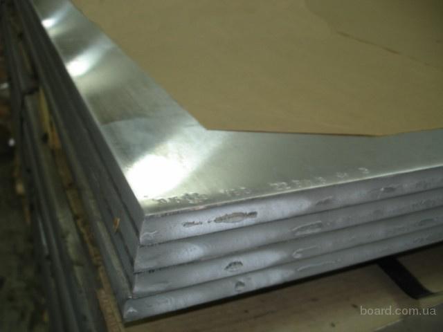 Плита алюминиевая - фото