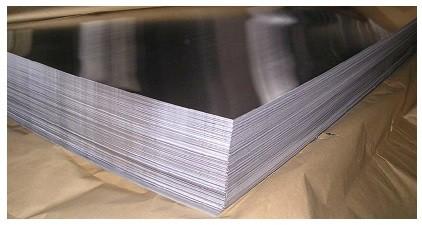 Лист алюминиевый - фото