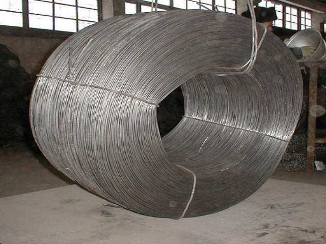Проволока вязальная стальная - фото
