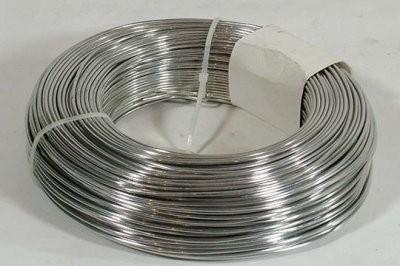 Алюминиевая проволоку - фото