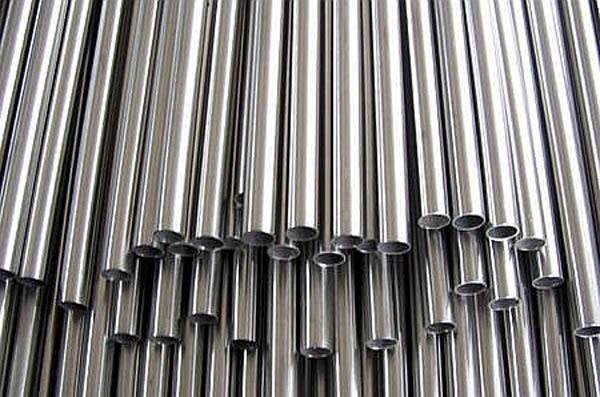 Алюминиевая труба - фото