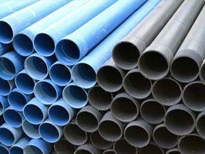 Металлические и пластиковые трубы