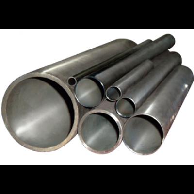 Трубы стальные круглые - фото